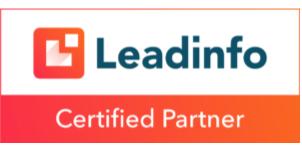 Partnerbadge Leadinfo