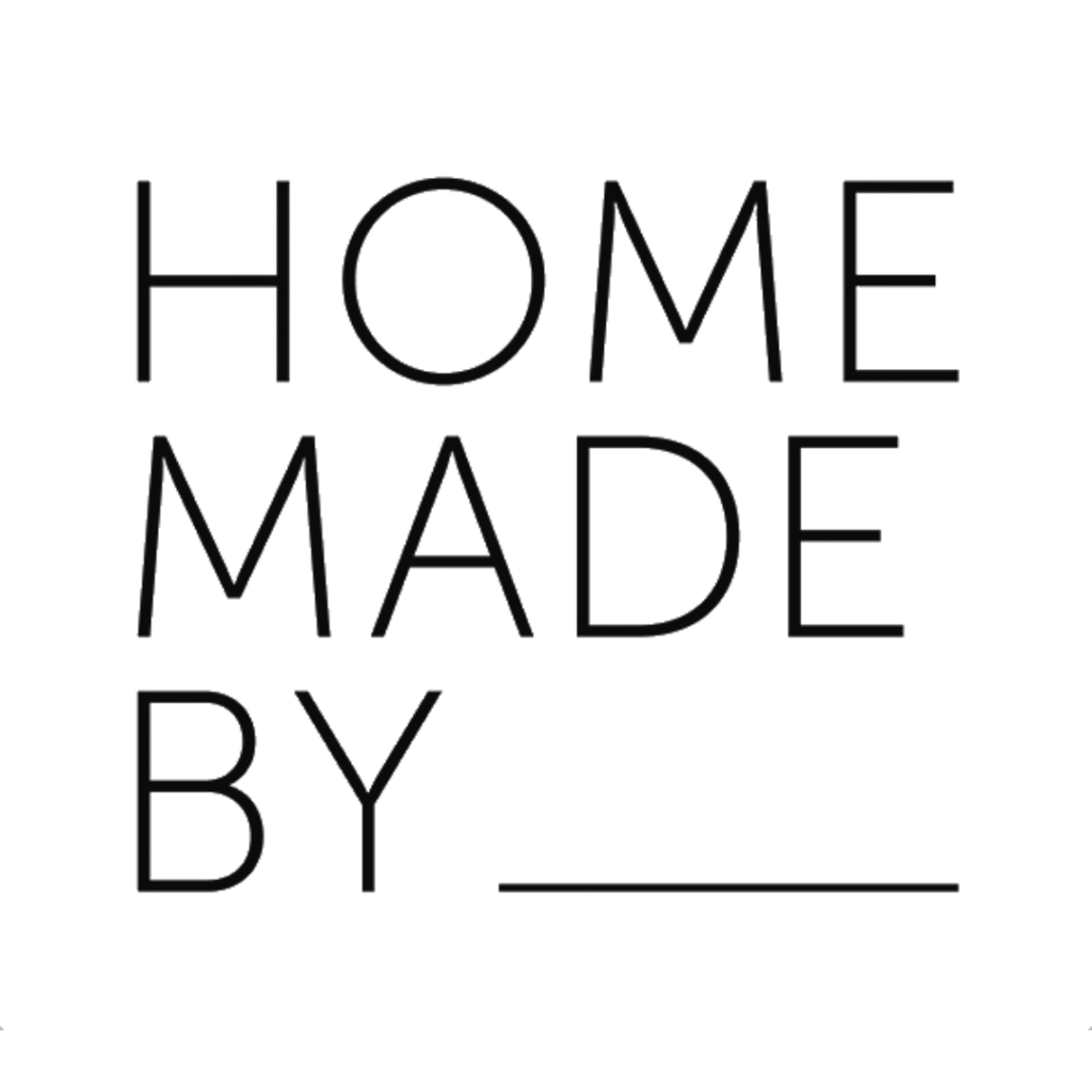Home made by logo